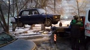 Судебные приставы арестовывают автомобили самарцев из-за долгов за водоснабжения и водоотведение