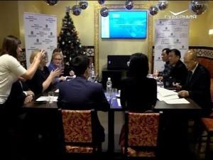 Эксперты научно-образовательного центра Самарской области на встрече с делегацией Китайской Народной Республики.