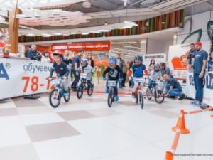 В Тольятти прошла новогодняя беговелогонка