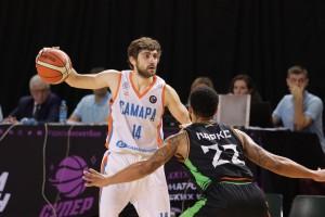 Баскетбольная Самара в матче Суперлиги разгромила Уралмаш