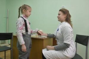 Здесь принимают как участковые врачи, так и узкие специалисты.