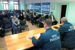 В Самаре состоялось совещание по вопросам пожарной безопасности образовательных учреждений в зимний период