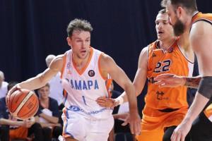 Баскетбольная Самара в первом матче четвертьфинала Кубка России переиграла Парму