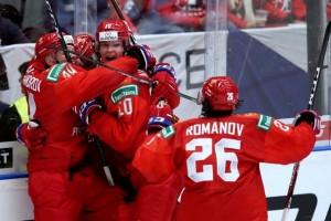 Матч за третье место и финал пройдут в Остраве в воскресенье.
