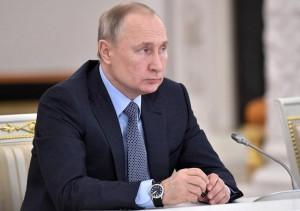 Владимир Путин обратится с Посланием Федеральному собранию 15 января 2020 года.