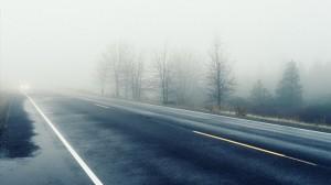 Человеку кажется, что все предметы в тумане расположены в два раза дальше, чем в действительности.