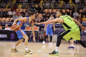Баскетбольная Самара переиграла Уралмаш в первом матче полуфинала Кубка России