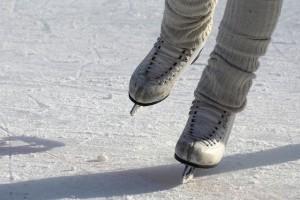 В Самаре возобновил работу каток на площади Славы На нем обновили лед.