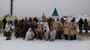В Тольятти прошли Рождественские манёвры 2020