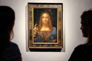 """Ученые создали 3D-модель картины Леонардо да Винчи """"Спаситель мира"""" и раскрыли тайну прозрачного шара в руке Христа, символизирующего мироздание"""