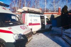 Спасатели и врачи эвакуировали ее из лесного массива.