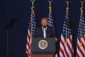 Президент США Дональд Трамп заявил, что Соединённые Штаты готовы к миру с Ираном.