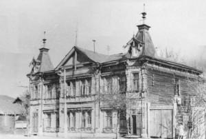 В Самаре хотят восстановить старый купеческий дом Маштакова