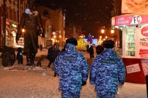 В Самарской области сотрудники Росгвардии подвели итоги работы в период новогодних каникул