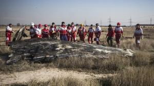 «Поскольку пилоты украинского самолета пытались вернуться в аэропорт, мы отказались от версии о ракетной атаке по летательному аппарату».