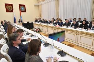 Начальник ГУ МЧС по Самарской области принял участие в правительственном совещании