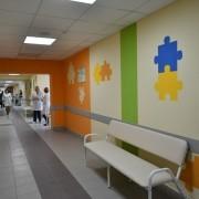 С рабочим визитом в педиатрическом отделении городской больницы побывал министр здравоохранения Самарской области Михаил Ратманов.