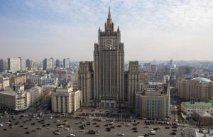 В ведомстве также призвали Киев «наконец принять реальность принадлежности» Севастополя и Крыма России.