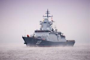 Судно испытывают на Северном флоте с 13 ноября.