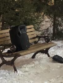 В Сызрани музыкант лишился аудиоколонки