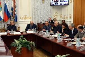 В Администрации Самары обсудили вопрос газовой безопасности в жилых домах