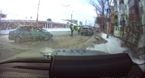 Во время общения правоохранители предположили, что водитель находится в состоянии опьянения. Освидетельствование на состояние опьянения это подтвердило.