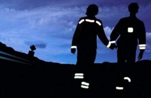 Самарцев просят использовать световозвращающие элементы в темное время суток!