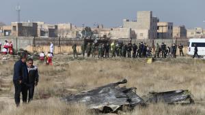 В субботу иранские военные взяли на себя ответственность за случившееся.
