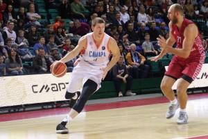 Баскетболисты Самары разгромили столичную МБА