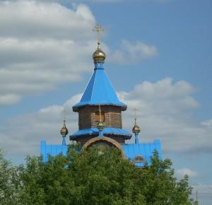 Святой источник в селе Ташла Самарской области - в десятке самых посещаемых в России