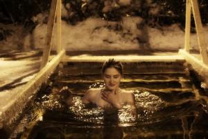 В крещенскую ночь жители Самары смогут окунуться в купель на Полевом спуске
