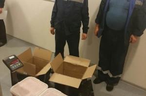 Более 50 кг деликатеса, прилетевшего в Самарскую область из Чукотского автономного округа, было изъято.
