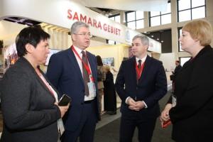 Участие Самарской области в форуме такого уровня - прекрасная возможность продемонстрировать инвестиционный потенциал региона.