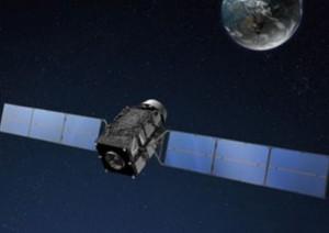 Речь идет о создании множества наземных радиоэлектронных станций, которые подавляли ли бы сигналы при передаче данных со спутников.