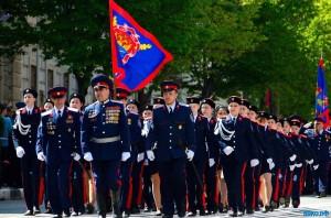 Открывая встречу, глава региона поздравил казаков с 286 годовщиной образования Волжского казачьего войска, которая отмечалась 15 января.