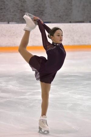 Состоялось первенство Самарской области по фигурному катанию на коньках.