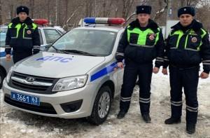 В Самаре нарушитель ПДД задержан с наркотиками Теперь ему грозит крупный срок.
