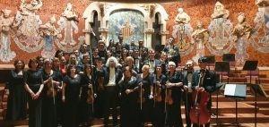 Гастроли оркестра были насыщенными. Коллектив дал 21 концерт в лучших концертных залах девяти городов Испании.