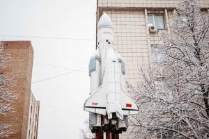 Приоткрыта завеса над историей еще одного объекта Самары Космической – монумента Энергия-Буран