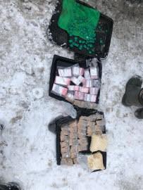 В Самарской области предотвратили сбыт крупной партии наркотиков