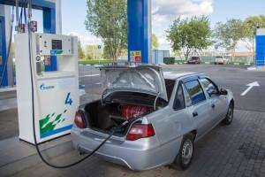 Частично оборудованные газом- 50%.
