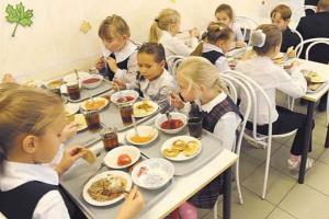 В Самарской области учеников младших классов будут кормить бесплатными обедами