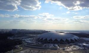 В СО сформирован оргкомитет международного конкурса по разработке мастер-планов комплексного развития территории вокруг стадиона «Самара Арена».
