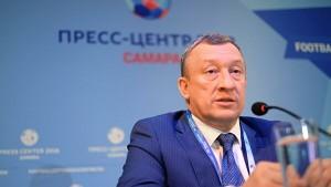 Александр Фетисов рассказал о возможном трансфере Александра Соболева, задаче команды на вторую часть сезона и состоянии газона на