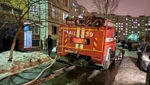 В Тольятти мужчина и женщина погибли на пожаре Спасен 11-летний мальчик.