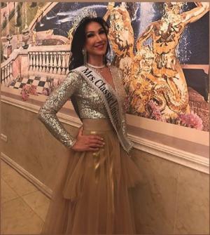 Россиянка победила в конкурсе Миссис Вселенная — 2020