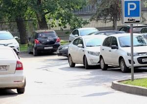 В Самаре планируют запретить парковку на улицах с трамвайными путями