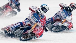 В этом году впервые соревнования пройдут в формате гонок на льду.