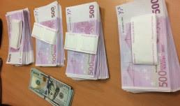 В аэропорту Курумоч самарские таможенники пресекли незаконный вывоз валюты в особо крупном размере