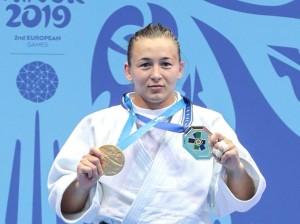 В 2019 году спортсменка дважды стала победительницей II Европейских игр в Минске!
